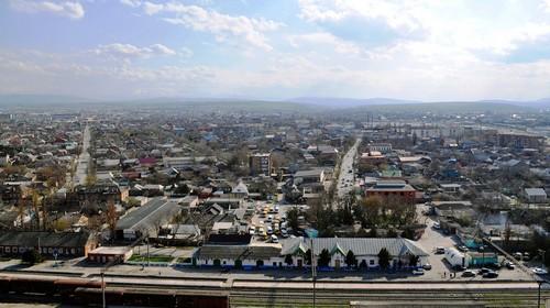Город Хасавюрт