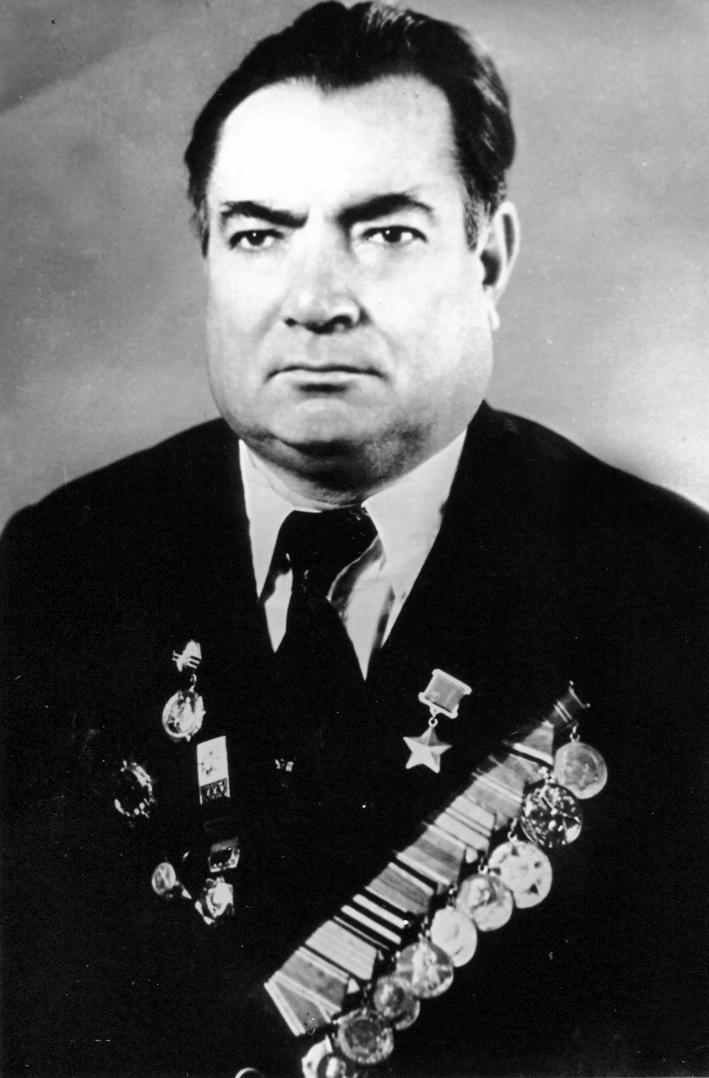 Алиев Гасрет Агаевич