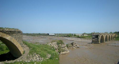 Река Гюльгеры-чай