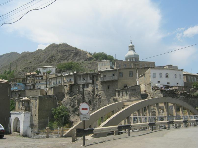 Село Ахты
