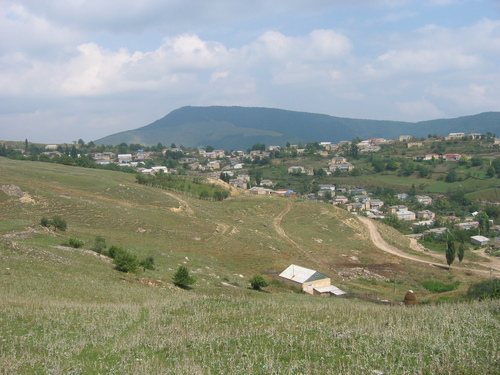 Село Асакент
